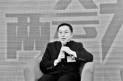 """▲全国政协委员朱征夫,连续第二年提""""打假提案"""""""