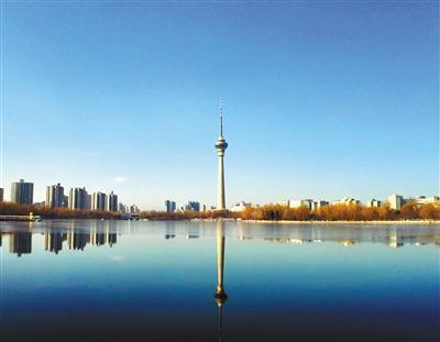 北京1月份PM2.5月均浓度首达国标 优良天数达25天