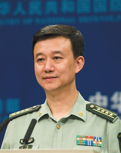吴谦 国防部新闻局局长、新闻发言人