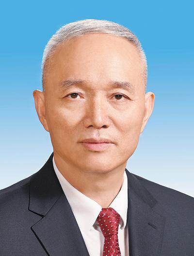 蔡奇代表(北京市委书记)