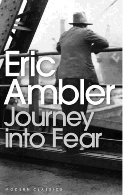 《恐惧之旅》(Journey into Fear)埃里克·安卜勒(1940)