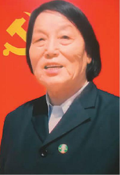 2018年,申纪兰当选第十三届全国人大代表