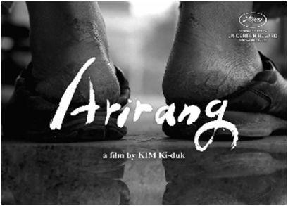 """▲  《阿里郎》,2011年,64届戛纳国际电影节""""一种关注""""单元最佳影片奖。"""