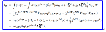 引力规范几何对偶性导出的广义坐标不变超统一场论作用量