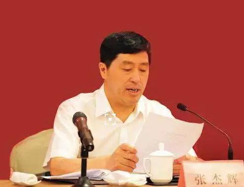 2月9日晚6点半,中纪委通报了张杰辉的立案审查结果。张杰辉被查出四大问题。