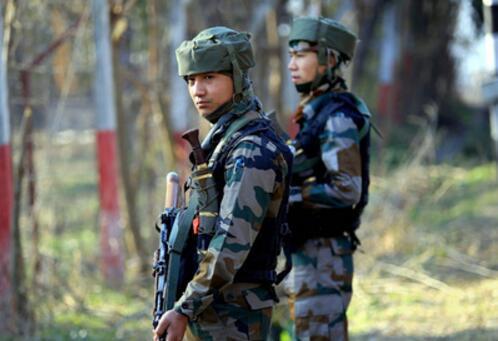 """印巴交火致印方损兵折将,印度寻求向美国""""上访""""。(图源:《印度时报》)"""