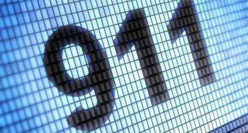 ▲美国报警电话911 (资料图片)图据网络