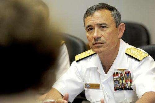 美日印澳将领同台指责中国 要搞四边形战