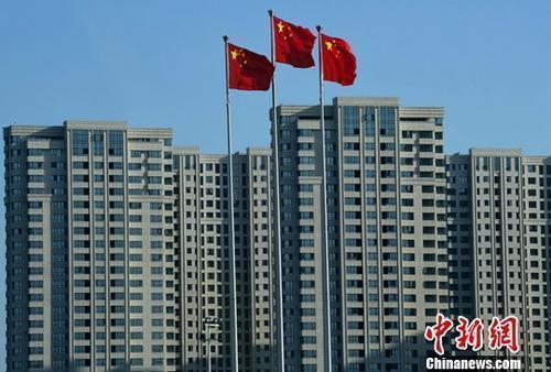 资料图:楼房。中新社记者 张斌 摄