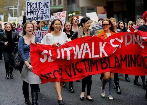 澳大利亚的反性侵游行