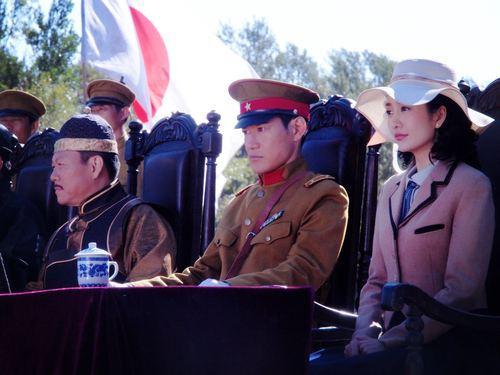 矢野浩二参演的影视剧的剧照。资料图片
