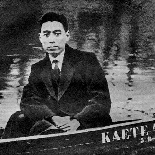 1924年,从欧洲留学回国的周恩来担任黄埔军校政治部主任。