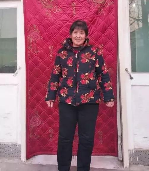 王恒的母亲-王焕彩