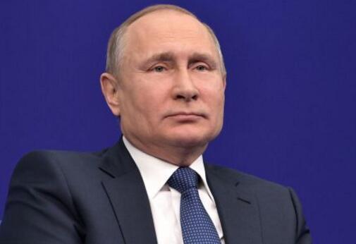 俄罗斯总统普京(图源:俄罗斯卫星网)