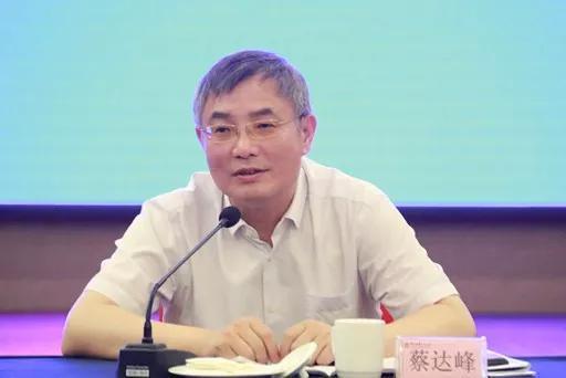 民进中央主席蔡达峰