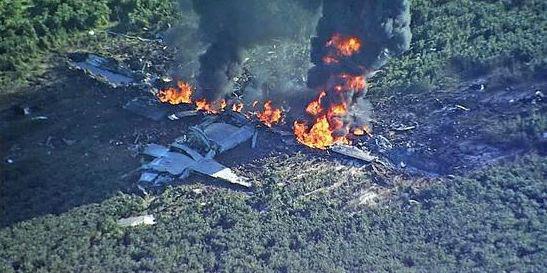 美军高官称频繁坠机是人祸 媒体一句话令其扎心