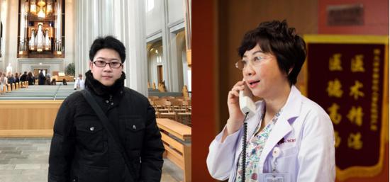 母亲的电话并非是打给远在异乡的我,而是为拯救又一个亟需手术的患者生命。
