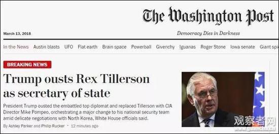 《华盛顿邮报》