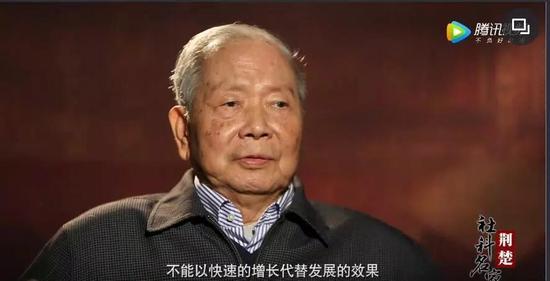 这名经济学家逝世后 六届政治局常委送了花圈