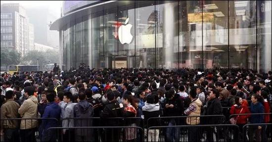 """民间组织""""反苹果联盟""""今日还发声明称:"""