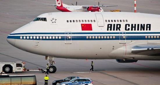 中国国际航空。(资料图)