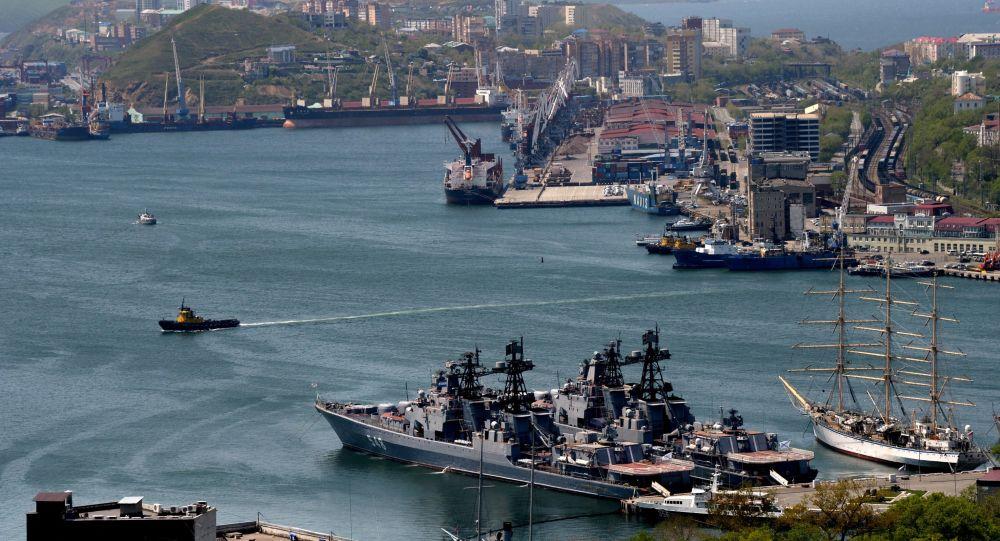 俄太平洋舰队将组建新空防集团军辖区延伸至