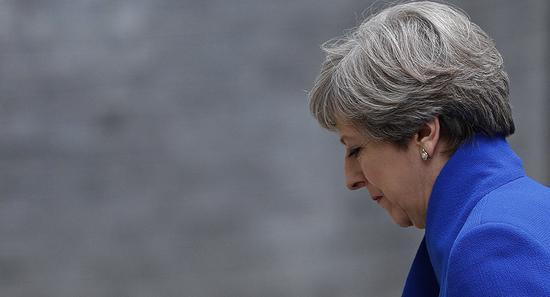 外媒:英国首相特蕾莎-梅或于8日宣布改组