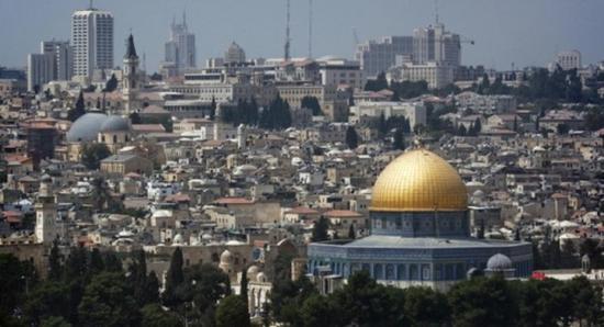 耶路撒冷的地位是以巴冲突的关键问题。(资料图片)