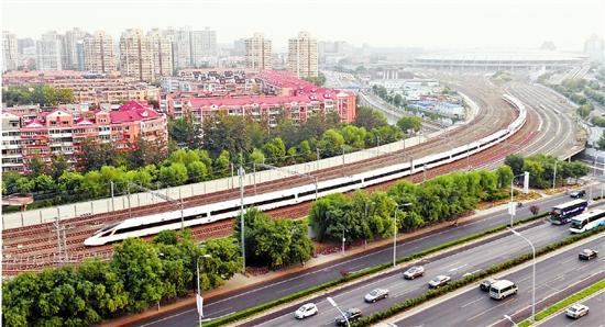 杭州到北京复兴号4月开跑 票价不变不到4个半小时
