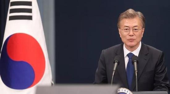 """据外媒报道,韩国总统在公开场合提及南京大屠杀,还是""""前所未有""""的事情。"""