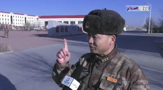 中国第一蓝军旅参谋长陈军