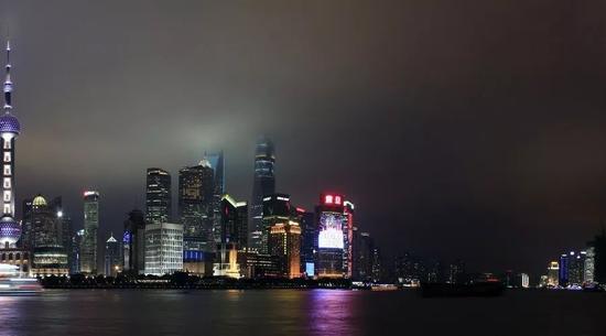 ▲上海黄浦江美景(图片来源:摄图网)