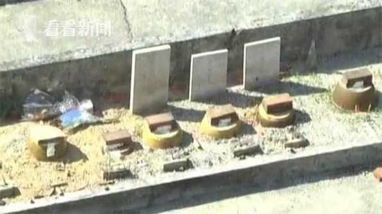 新房窗外一片骨灰场 业主收楼发现是墓景房(图)张小爆丶同学