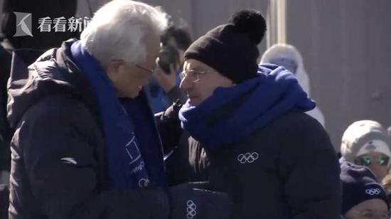 朝韩首次组建冰球联队参奥 幕后功臣是这位老人