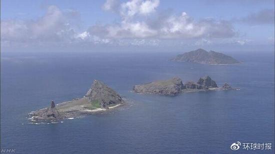 日称中国军舰进入钓鱼岛毗连区 环球:恶人先告状