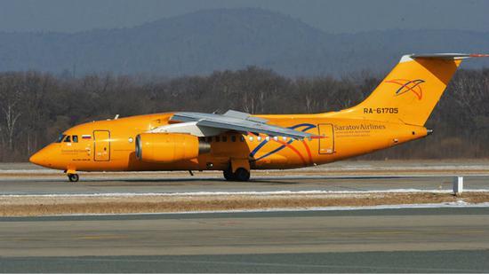 俄罗斯一架载71人客机确认已坠毁 无人生