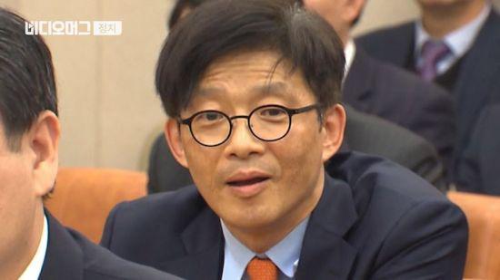 韩国法务部干部安太根涉嫌性骚扰