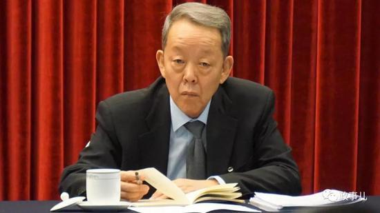 全国人大代表、国务院港澳事务办公室原主任、党组书记王光亚