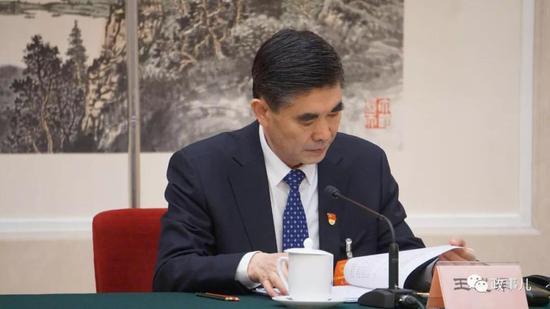 青海省长王建军