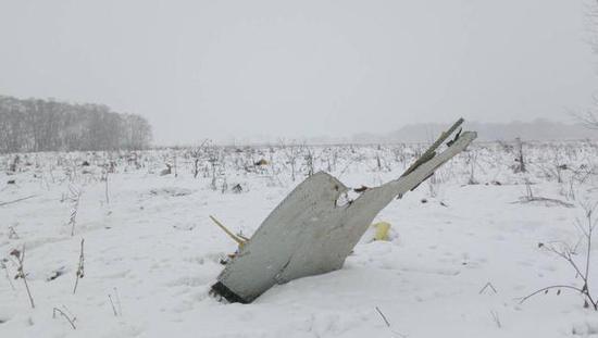 俄坠毁客机所有人员遇难 机上没有中国乘客