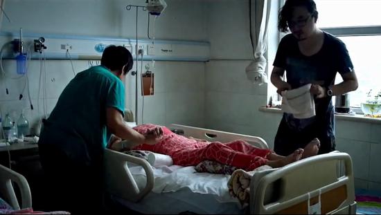 傅成摄影的《变乱以后》影片截图。