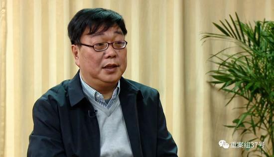 ▲2月9日,桂敏海在宁波接受记者采访。
