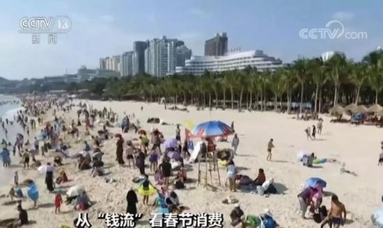 那么,春节假期哪儿的人最爱游览,哪些景点最受旅客青眼呢?