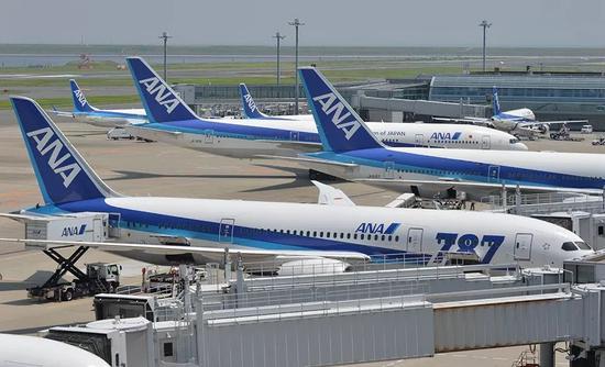 ▲东京羽田机场是世界上最繁忙的机场之一。