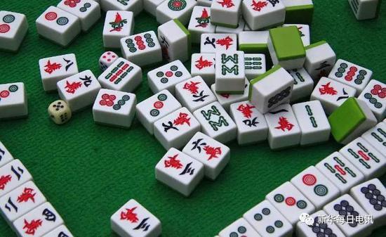 中国人过年喜欢打麻将而不是扑克 这其中大有原因