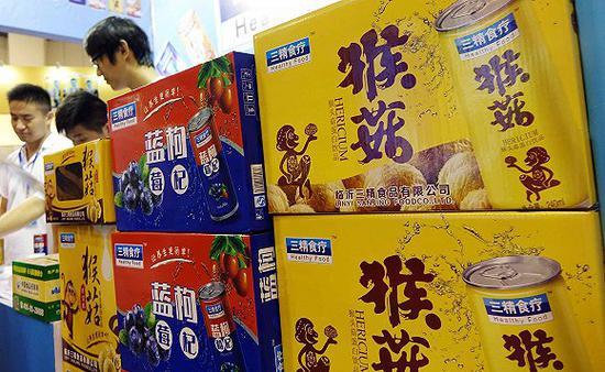 核桃露或者猴姑这类以品类命名的产品很容易山寨。(图片来源:视觉中国)
