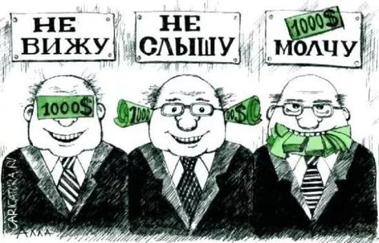 问答网站Quora上,有人问:为什么俄罗斯是如此腐败的国家?