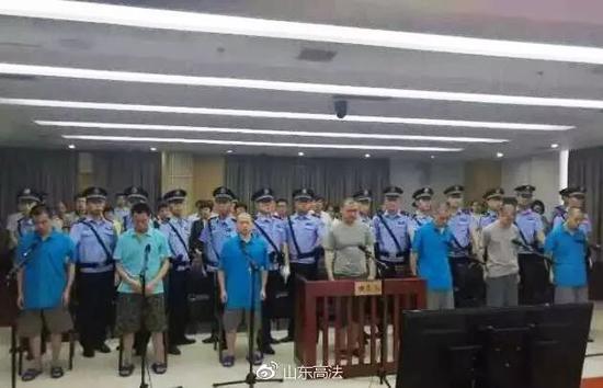 徐玉玉案二审,主犯陈文辉等被驳回上诉,维持原判