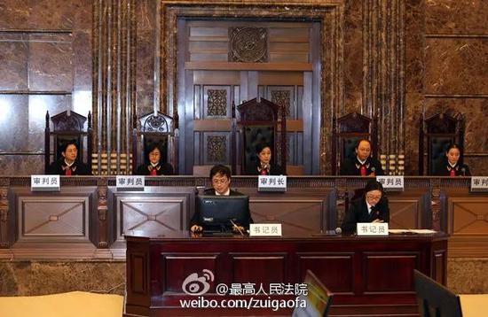 """2016年12月8日,最高人民法院再审""""乔丹""""商标争议行政纠纷系列案件宣判。"""