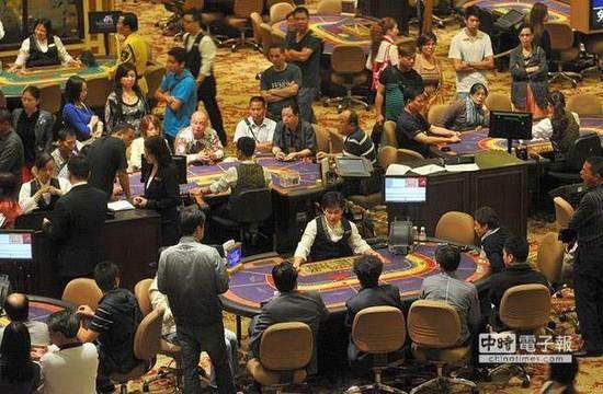 彰化县警方日前破获一处职业赌场,县议员也出如今赌客名单中。(图片来源:台湾《中时电子报》)